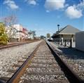 Train Station Port Rochester