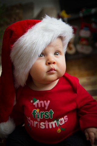 Aspyn 1st Christmas (1 of 1)