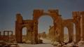 Main Arch - Palmyra SYRIA