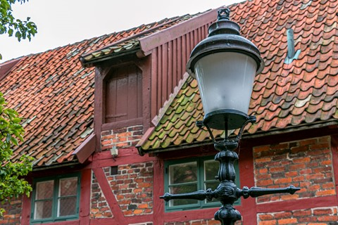 Ystad - The old city