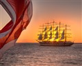 Royal Clipper Sunset