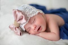 Sweet Smiling Angel Baby