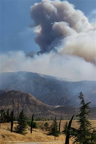 esparanza wildfire 2