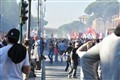 Riot in Rome