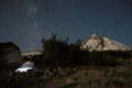 Camping on Mt Hood, Oregon