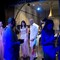 Strobe Lighting on Fashion Night in Kikar Hamedina