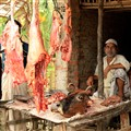Butcher in Cox's Bazar (Bangladesh)
