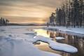 Winter river 2