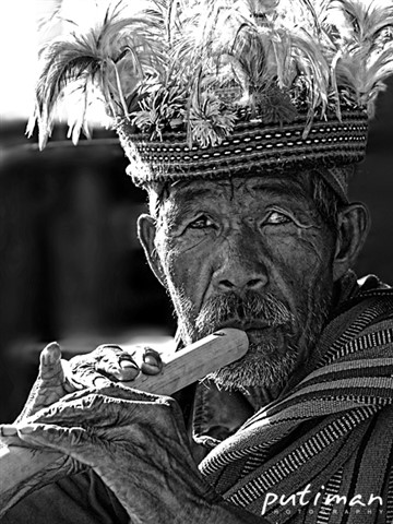 Igorot tribesman