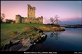 Dawn at Ross Castle, Killarney, Ireland