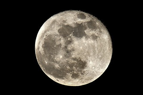 Supermoon 6th May 2012