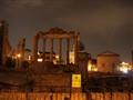 Forum Nighttime