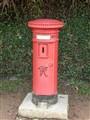 Penang Hill Mailbox