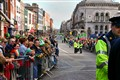 Crowd Control - St. Patrick's Day, Dublin