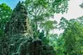 Angkor Thom gate 4