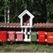 finland letter box castle