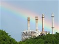 Rainbow over Powerplant