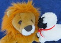 Lion and Lamb, friends forever