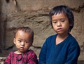 Sad Childhood in Macha-Kola village, Nepal
