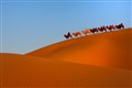 Travelling in the desert---The traditional way