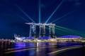 Marina Bay Lasers