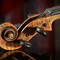 Violin-Scroll