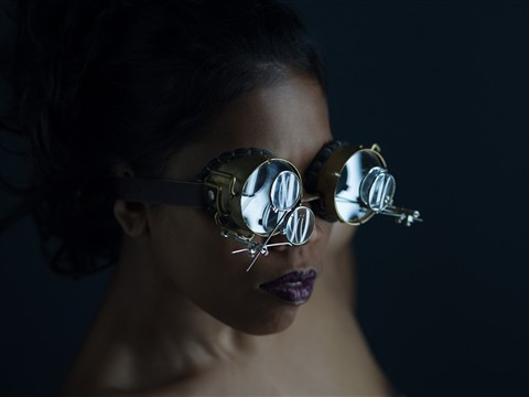 Steampunk Glasses 1