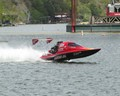 Power Boat Races in Marble Falls Texas