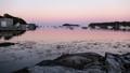 Tenants Harbor Maine at 8pm