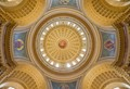 Ceiling of the Wisconsin State Capitol