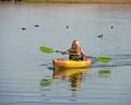 Kayak in Colorado River
