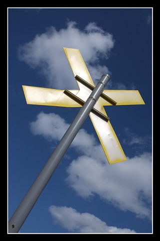 Yellow Cross