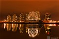 """Science World Reflections"" - Create With Light Photography ©"