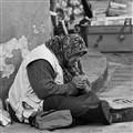 begging in Pisa