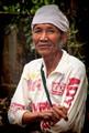 Temple Attendant, Chiang Rai