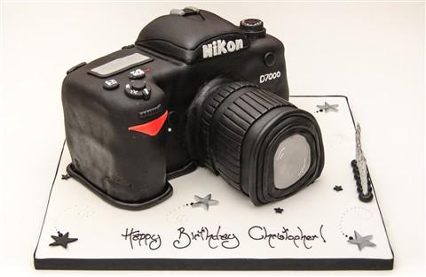 Birthday Cake D7000