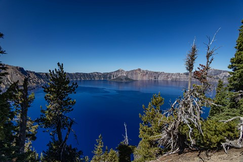 Crater Lake  Oregon, RF 24-240