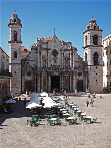 Cathedral Square-Plaza de la Catedral