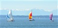 Sailing on Elliott Bay
