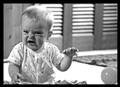 Linda Blair angry!