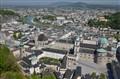 Salzburg from Hohensalzburg