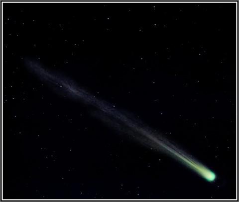 RGB Stack on comet v2