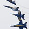 Blues in formation: