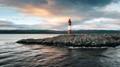 Lighthouse, Bottom of the World
