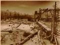 Milburnie Dam Wasteland