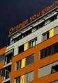orange you glad at roof top?