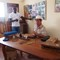 Cuban cigar maker: In Cuba, cigar maker and our guide.