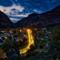 Ouray Colorado sunset