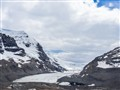 a living glacier - colmbia icefields (1 of 1)