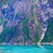 Steep Rise From Tracy Arm